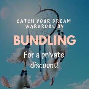 Private Discounts on Bundles!!